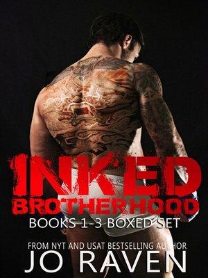 cover image of Inked Brotherhood Bundle