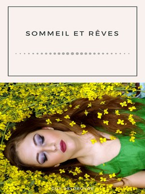 cover image of Sommeil et Rêves