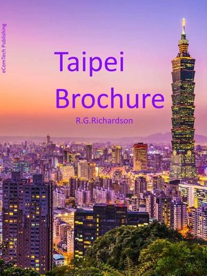 cover image of Taipei Interactive Brochure