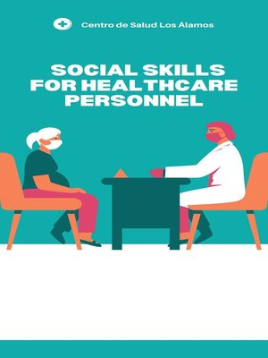 cover image of Social skills forhealthcarepersonnel