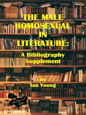 cover image of The Male Homosexual in Literature