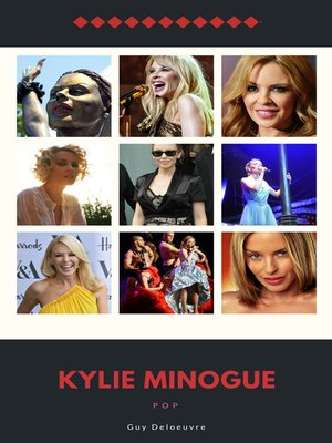cover image of Kylie Minogue