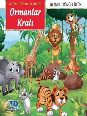 cover image of Ormanlar Kralı
