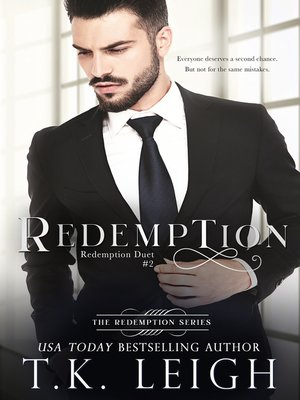 cover image of Redemption Series, Book 2