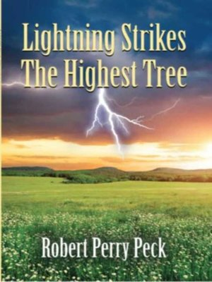 cover image of Lightning Strikes the Highest Tree