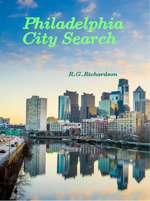 cover image of Philadelphia City Search
