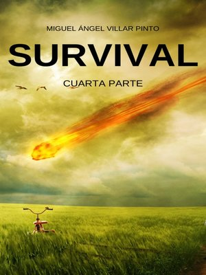 cover image of Cuarta Parte: Survival, Libro 4