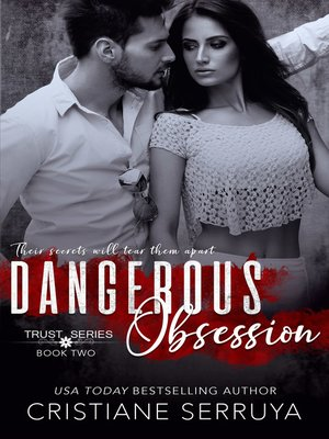 cover image of Dangerous Obsession