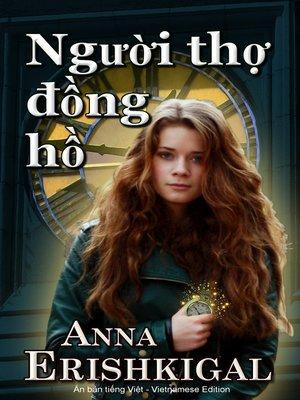 cover image of Người thợ đồng hồ--truyện ngắn
