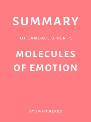 cover image of Summary of Candace B. Pert's Molecules of Emotion