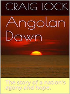 cover image of Angolan Dawn