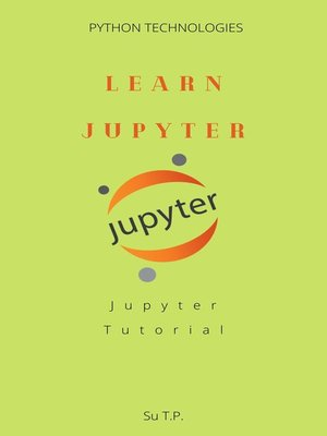 cover image of Learn Jupyter