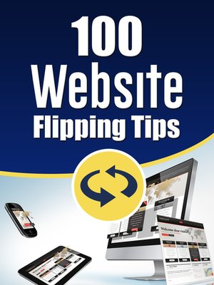 cover image of 100 Website Flipping Tips