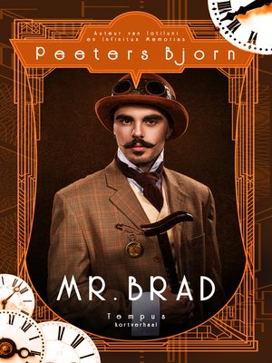 cover image of Mr. Brad