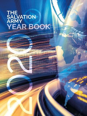 cover image of The Salvation Army Year Book 2020