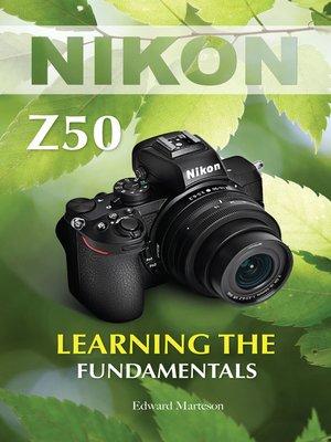 cover image of Nikon Z50