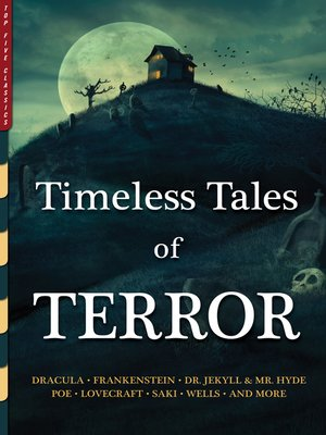 cover image of Timeless Tales of Terror