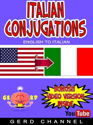 cover image of Italian Conjugations