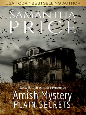 cover image of Amish Mystery