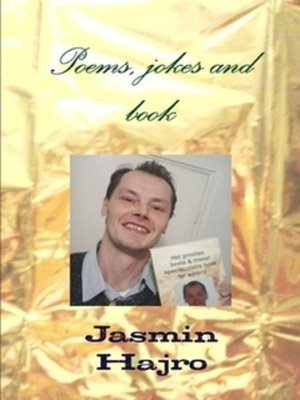 cover image of Poems, jokes and book