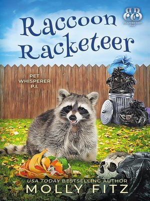 cover image of Raccoon Racketeer