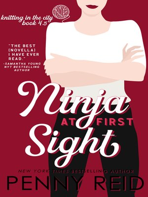 cover image of Ninja At First Sight