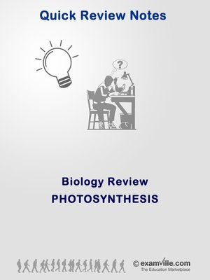 cover image of Photosynthesis Explained--Quick Review & Outline