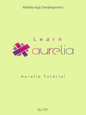 cover image of Learn Aurelia