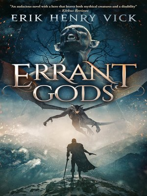 cover image of Errant Gods