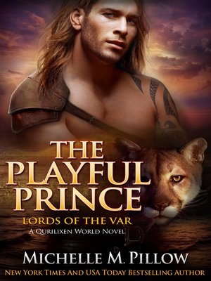 cover image of The Playful Prince