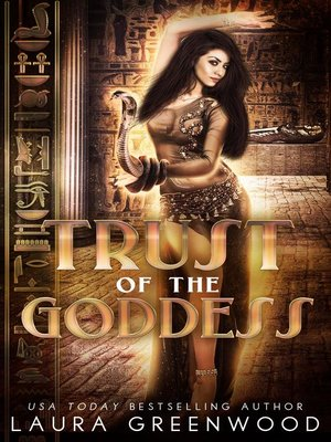 cover image of Trust of the Goddess