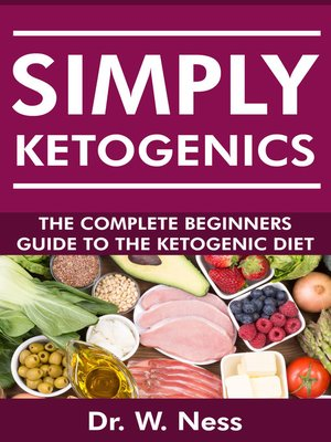 cover image of Simply Ketogenics