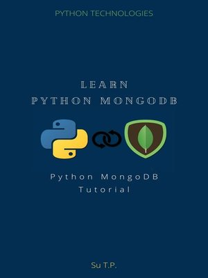 cover image of Learn Python MongoDB
