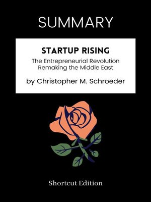 cover image of SUMMARY-- Startup Rising