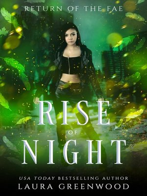 cover image of Rise of Night