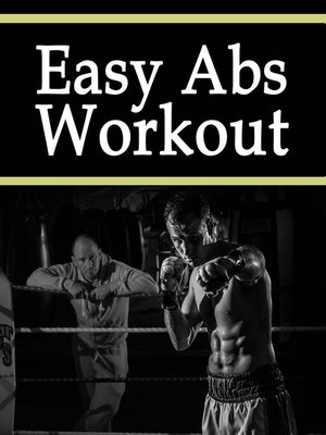 cover image of Easy Abs Workout