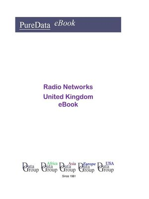 cover image of Radio Networks in the United Kingdom