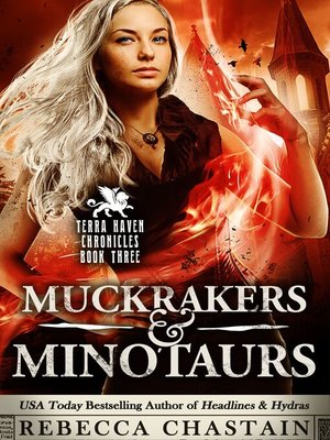 cover image of Muckrakers & Minotaurs