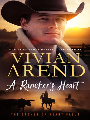 cover image of A Rancher's Heart