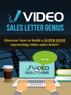 cover image of Video Sales Letter Genius