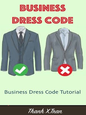 cover image of Business Dress Code