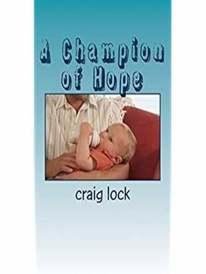 cover image of A Champion of hope