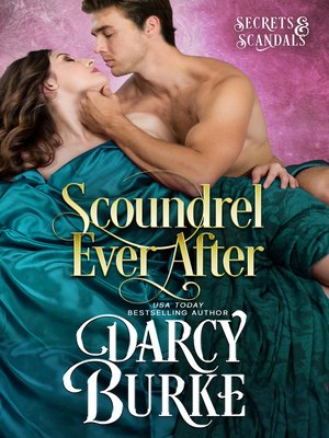 cover image of Scoundrel Ever After
