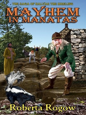 cover image of Mayhem in Manatas