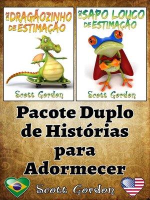 cover image of Pacote Duplo de Histórias para Adormecer