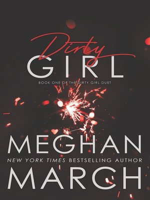 cover image of Dirty Girl