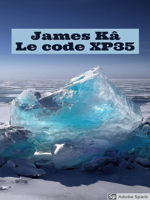 cover image of Le code XP35