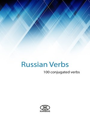 cover image of Russian verbs
