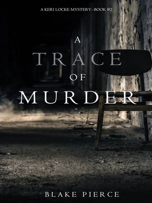 cover image of A Trace of Murder