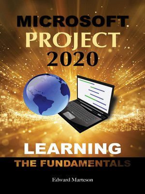 cover image of Microsoft Project 2020